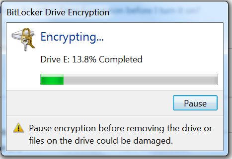 How to Resize BitLocker Encrypted Partition