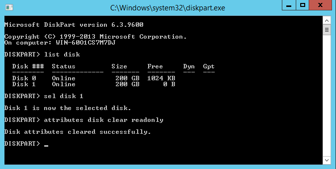 How to Wipe SD Card in Windows 10 when Write Protected