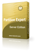 Partition Expert Server Edition