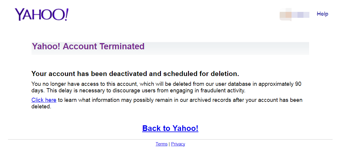 How to Cancel or Close Your Yahoo Email Account